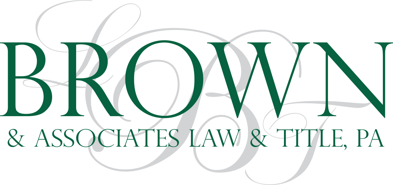 Brown & Associates Law & Title PA